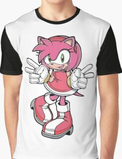 AmyRose Graphic T-Shirt