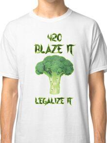 Broccoli 420 Classic T-Shirt
