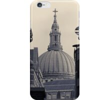 Buried Cathedral iPhone Case/Skin