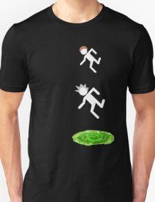 rick and morty 3 T-Shirt