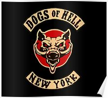 Daredevil - Dogs of Hell c Poster