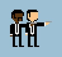 8Bit Pulp Fiction Unisex T-Shirt