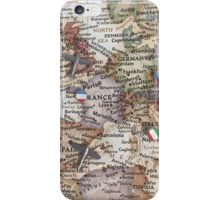 Europe iPhone Case/Skin