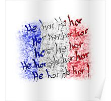 french national anthem Poster