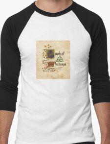 Charmed- book of shadows Men's Baseball ¾ T-Shirt
