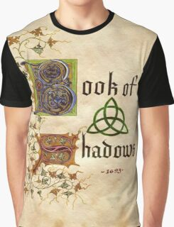 Charmed- book of shadows Graphic T-Shirt