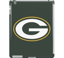 Green Bay Packers iPad Case/Skin
