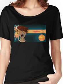 The Million Head Collide (DECK#1) Women's Relaxed Fit T-Shirt