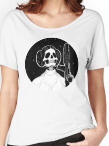 Leia (Stack's Skull Sunday) Women's Relaxed Fit T-Shirt