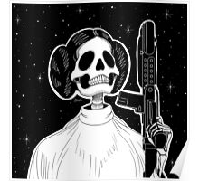 Leia (Stack's Skull Sunday) Poster