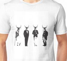 Fancy Deers Unisex T-Shirt