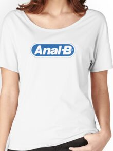 Anal-B Women's Relaxed Fit T-Shirt