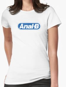 Anal-B Womens Fitted T-Shirt
