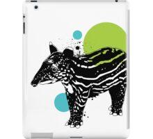 Little tapir iPad Case/Skin