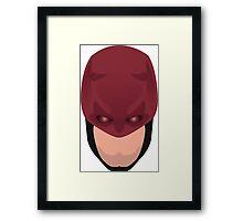 Daredevil Netflix Framed Print