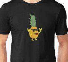 rock'n'roll pineapple Unisex T-Shirt