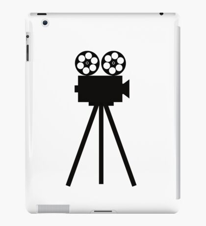 Movie Projector  iPad Case/Skin