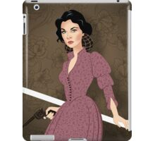 Scarlett fire iPad Case/Skin