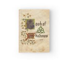 Charmed- book of shadows Hardcover Journal