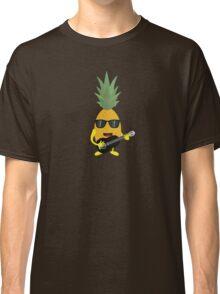 Rock 'n' Roll Pineapple Classic T-Shirt