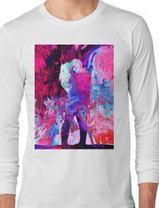 Abstract 50 Long Sleeve T-Shirt