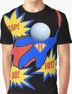 Hockey Pow! Graphic T-Shirt