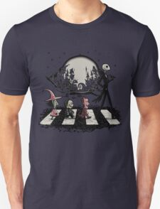 Nightmare Before Christmas Unisex T-Shirt