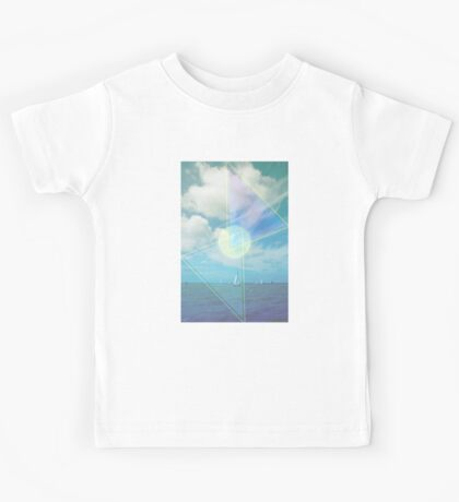 The Seas Be Ours Kids Tee