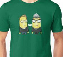 Simon Minion and Minion Kermode Unisex T-Shirt