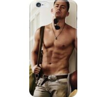 Channing Tatum iPhone Case/Skin
