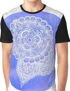 Mandala 002 - Watercolor edit Graphic T-Shirt