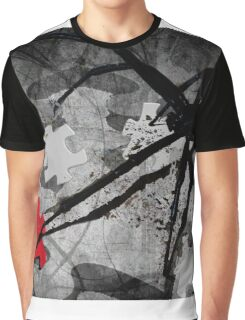once there was this spider Graphic T-Shirt