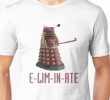 E-LIM-IN-ATE Unisex T-Shirt