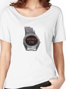 Hockey Time! Women's Relaxed Fit T-Shirt