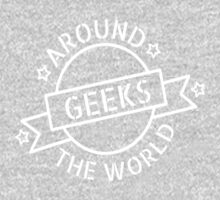Geeks around the world One Piece - Long Sleeve