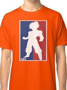 Goku Sports Logo Parody Funny Classic T-Shirt