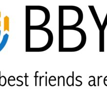 BBYO Where best friends are made sticker Sticker