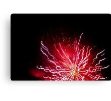 Firework! Canvas Print