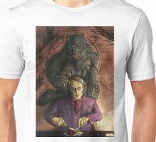 Werewolf gourmet - colored Unisex T-Shirt