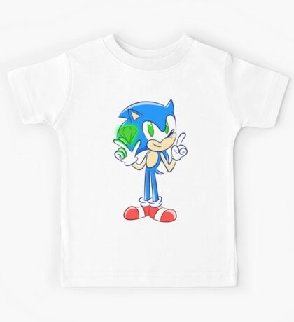 Sonic 25th: Sonic the Hedgehog  Kids Tee
