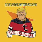 Rage Against The Donald by mockfu