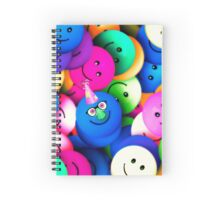 SMILE! Spiral Notebook