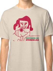 Switched On - Stereolab Classic T-Shirt