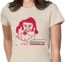 Switched On - Stereolab Womens Fitted T-Shirt