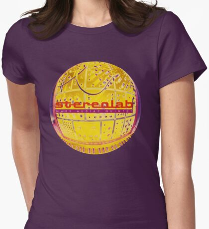 Stereolab - Mars Audiac Quintet Womens Fitted T-Shirt