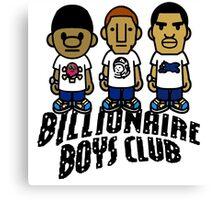 BBC BILLIONAIRE BOYS CLUB BAPE Canvas Print