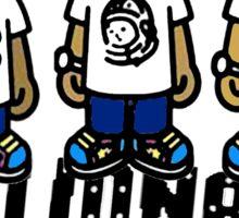 BBC BILLIONAIRE BOYS CLUB BAPE Sticker