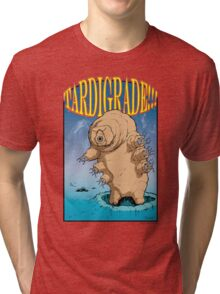 Tardigrade !! Tri-blend T-Shirt