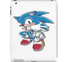 Sonic the Athlete iPad Case/Skin