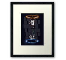 Portatoes. Framed Print